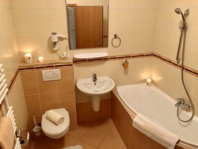 Apartmány Kolonáda Luhačovice - Apartmán Classic