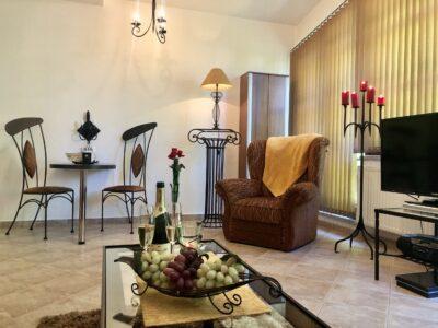 Apartmány Kolonáda Luhačovice - Apartmán Superior